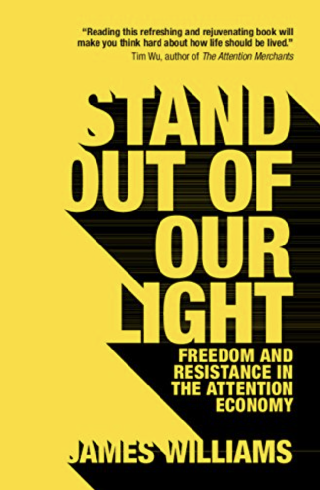 Stand Out of Our Light book cover