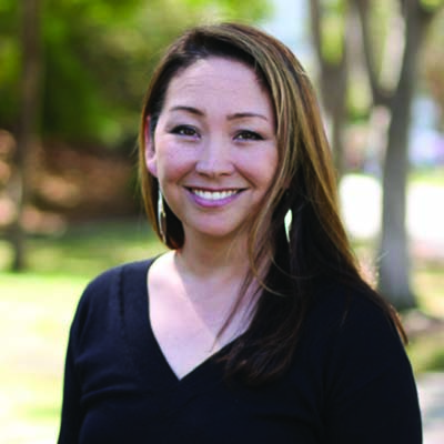 Jennifer Teramoto Pedrotti, CLA Associate Dean for Diversity and Curriculum