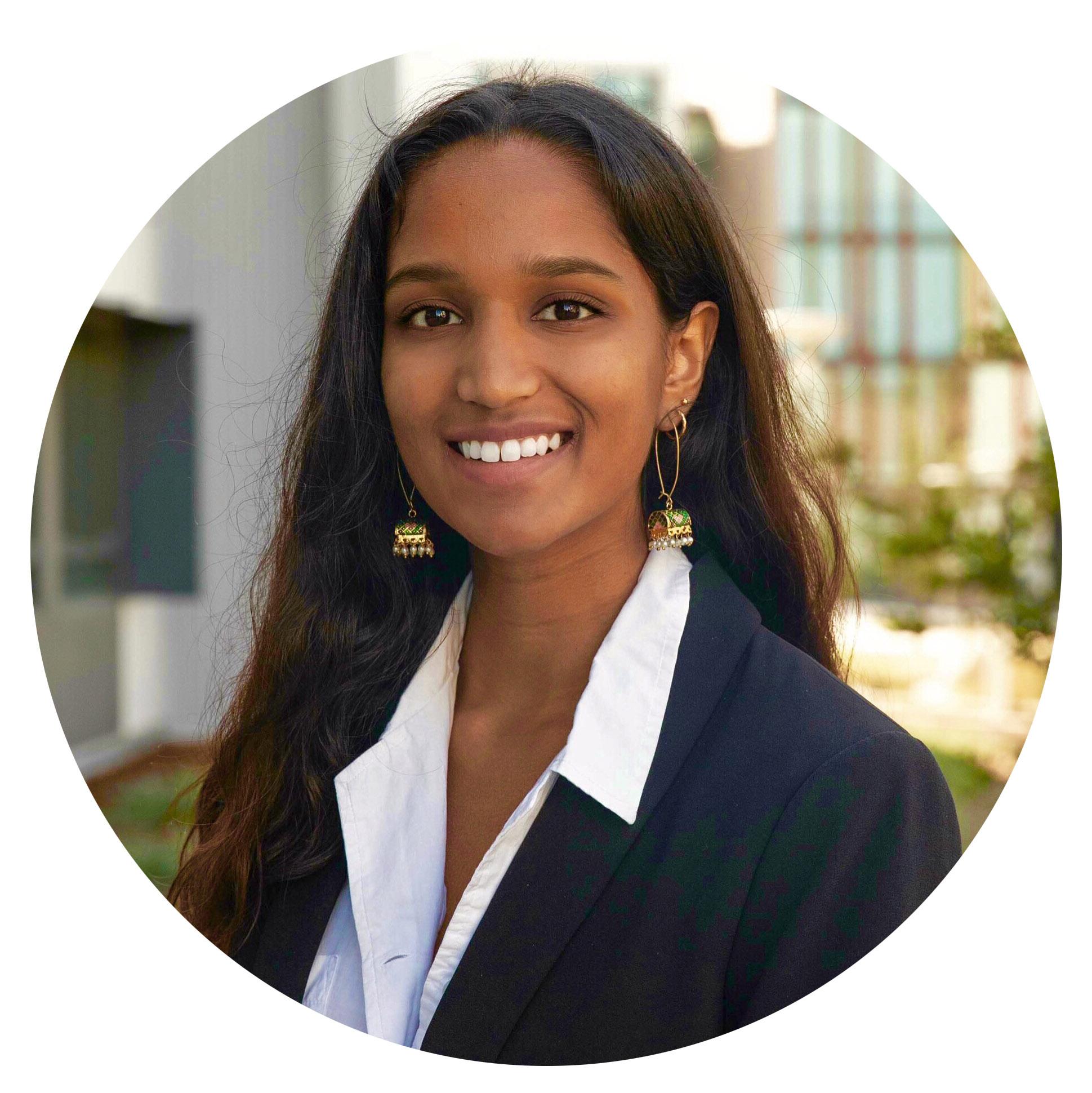 Neela Koduri, Advising Grad Intern