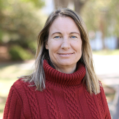 Julie Rodgers, Associate Professor in Cal Poly Psychology and Child Development Department