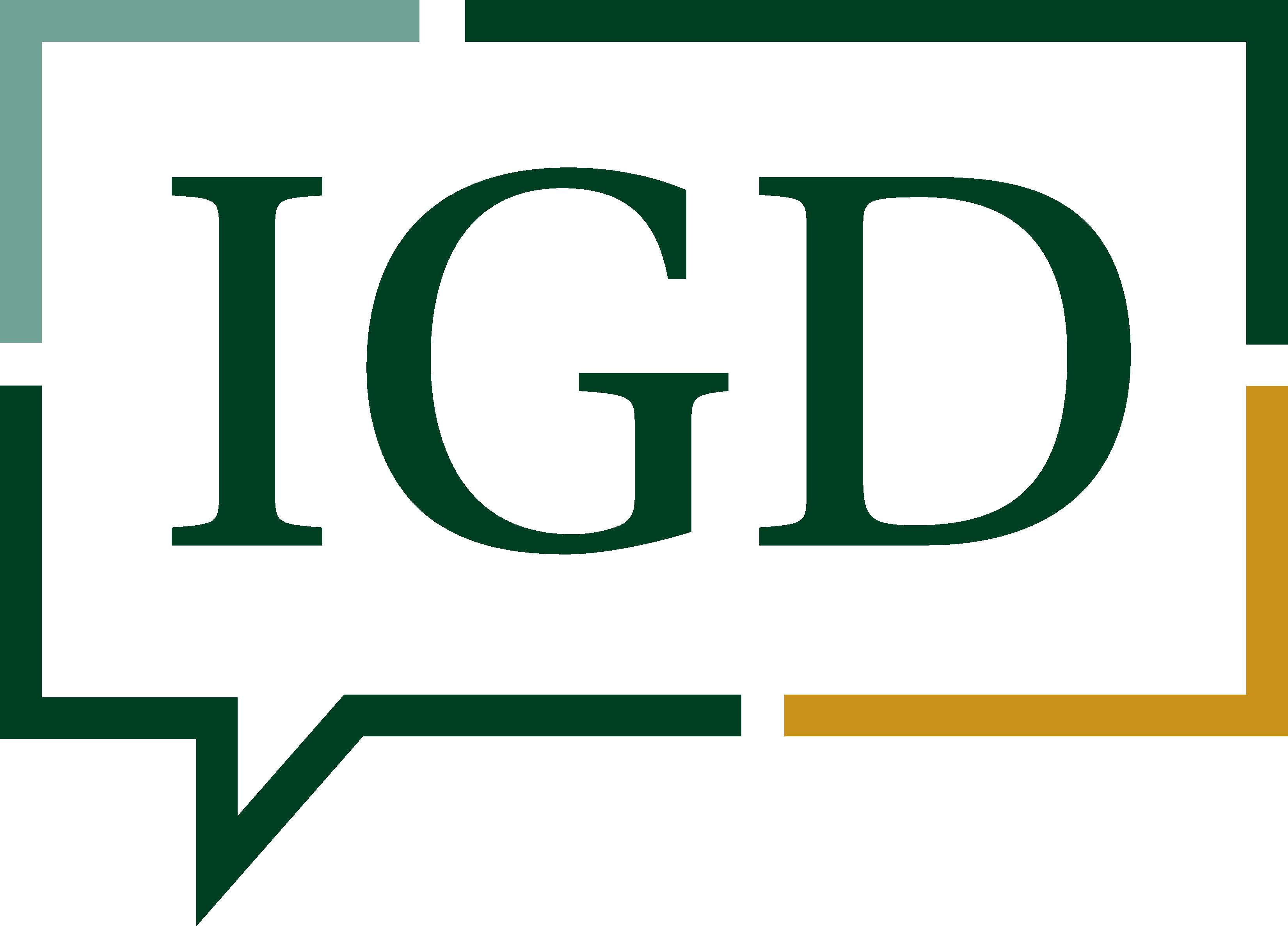 Intergroup Dialogues Logo
