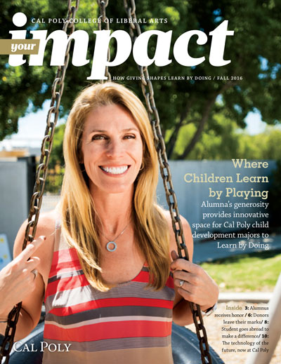 Your Impact Fall 2016 Cover