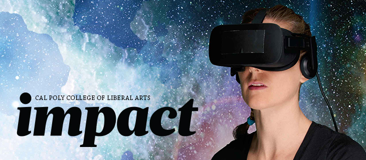 IMPACT - The College of Liberal Arts Magazine