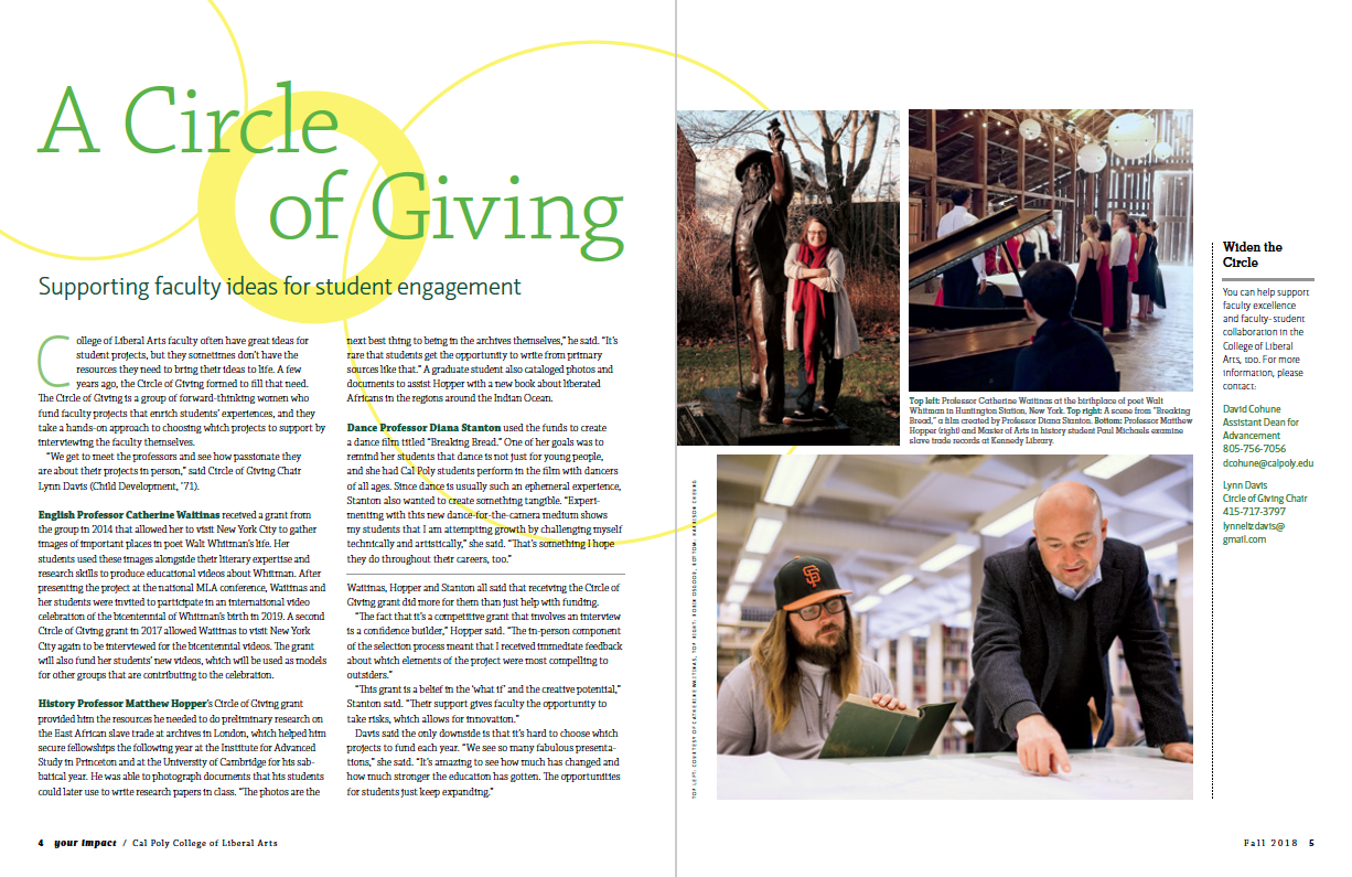Download a pdf of Circle of Giving