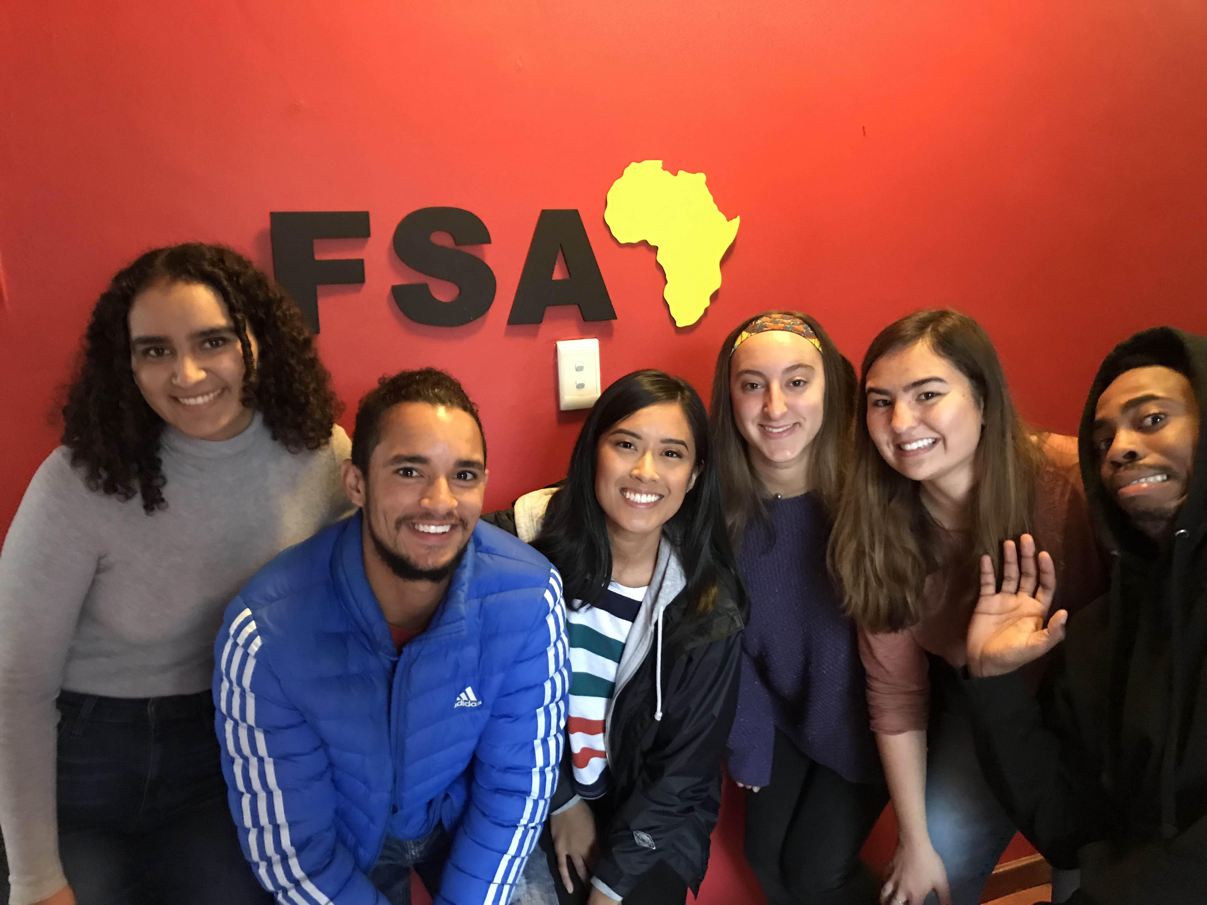 CLA students on trip to South Africa