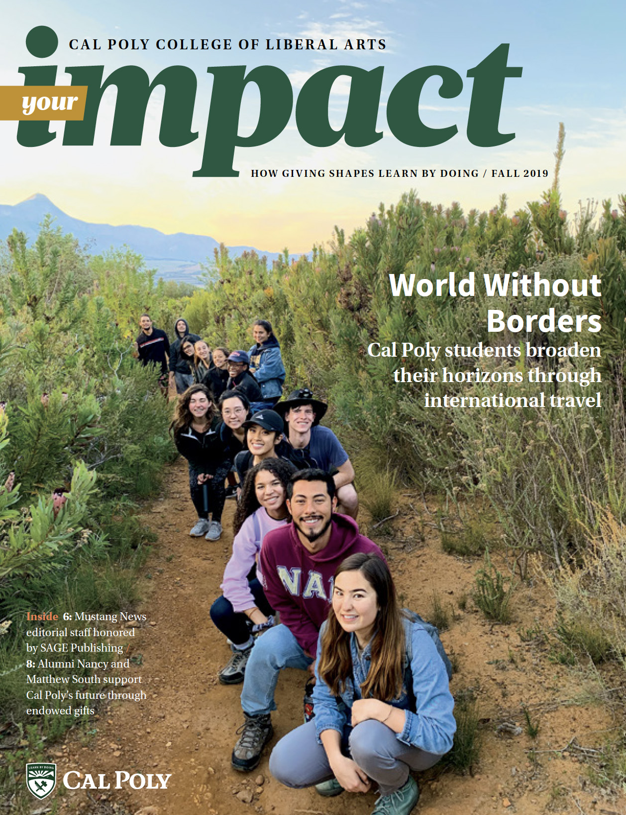 The latest online edition of CLA's Your Impact Magazine