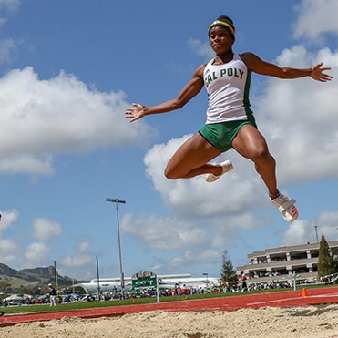 Abi Iriafen (Track and Field/Political Science)