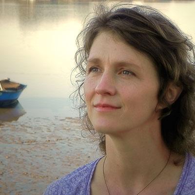 English Professor Lisa Coffman's Poem Read on National Radio Show