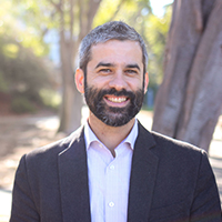 Jason Peters, Cal Poly English professor