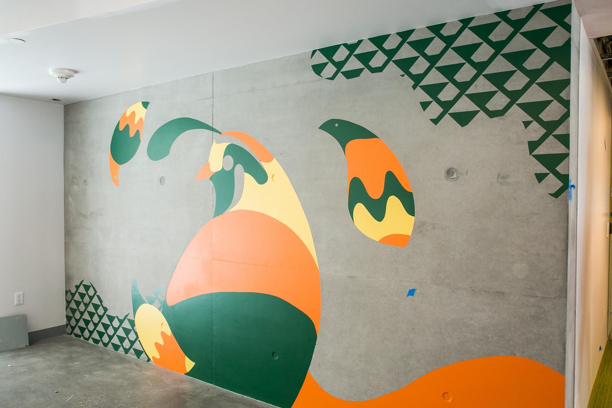nipumuʔ Mural