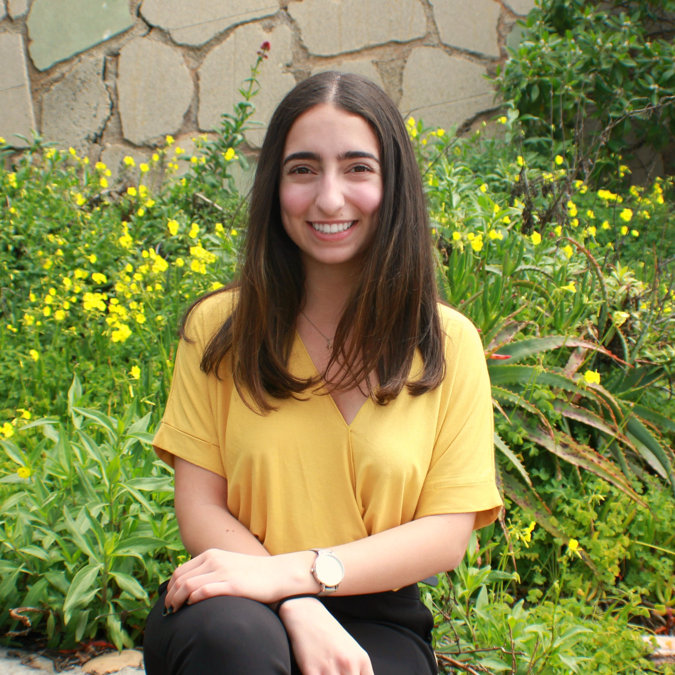 Political Science Junior Elected ASI President