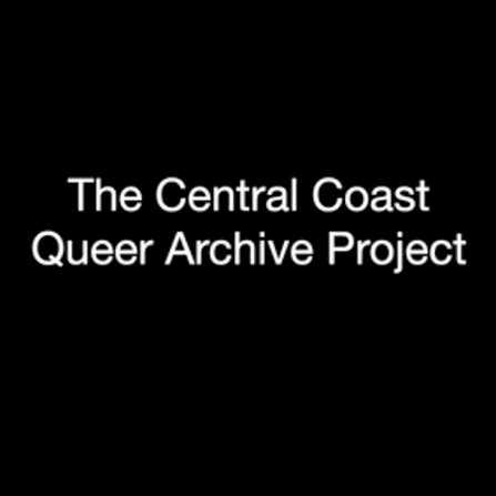 Central Coast Queer Archive Project