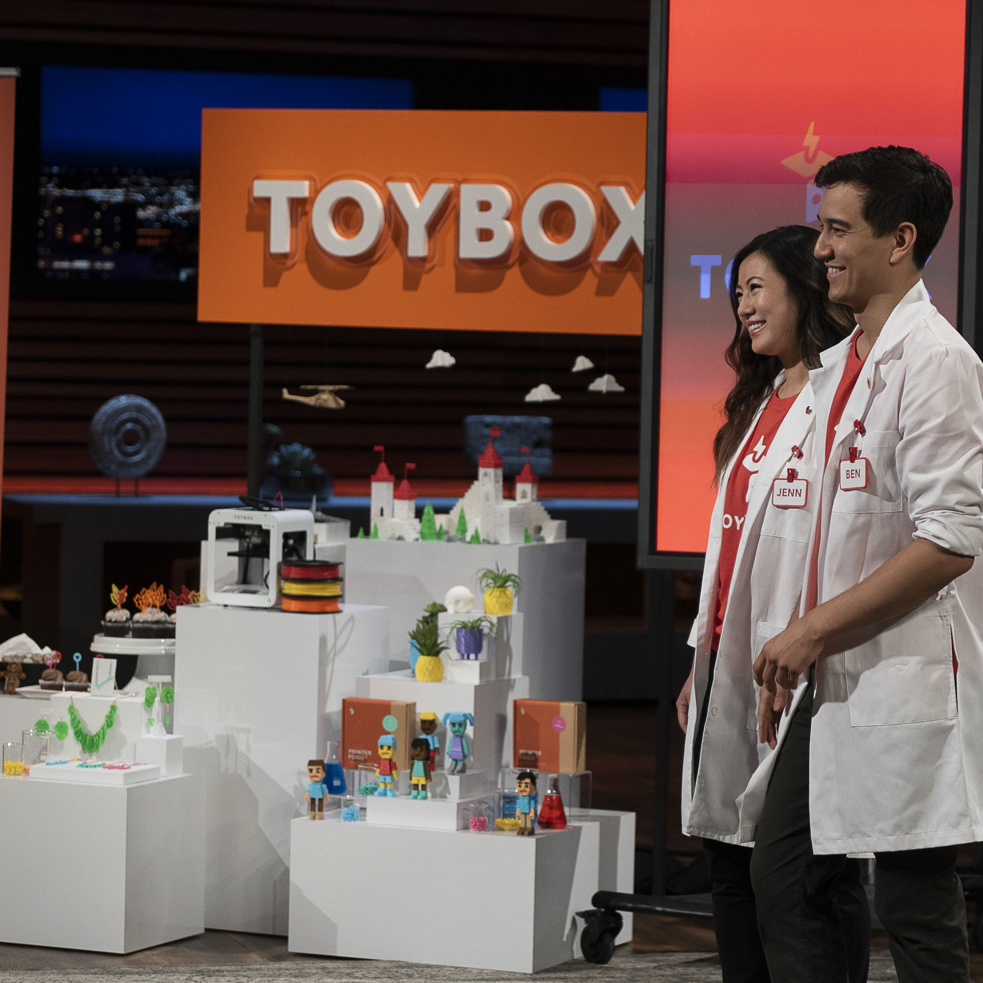 ToyBox on Shark Tank