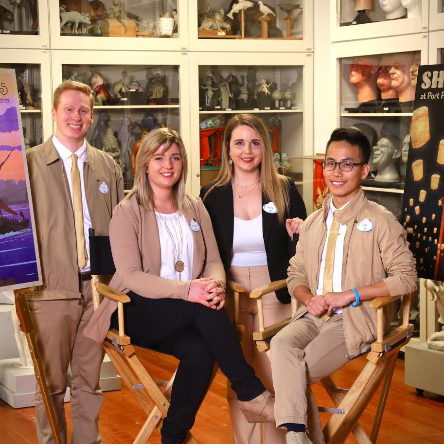 Art & Design senior places second in Walt Disney Imaginations Design Competition