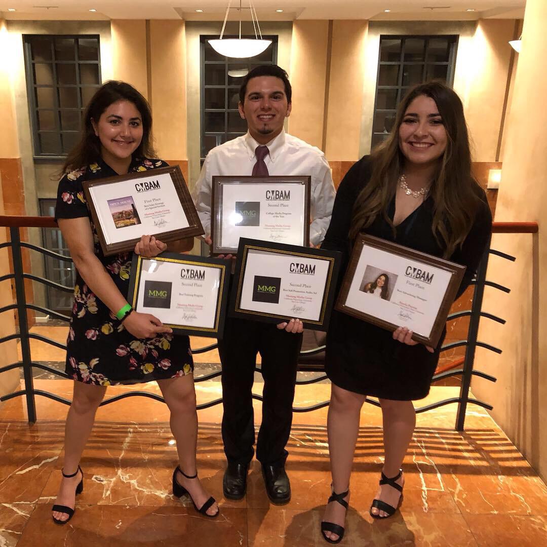 Mustang Media Group Wins 46 Awards