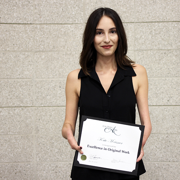 Student Awards 2017 College Of Liberal Arts Cal Poly