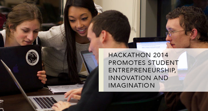 Cal Poly Hackathon 2014 Promotes Entrepreneurship, Innovation and Imagination