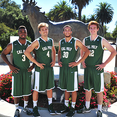 International Student-Athlete Looks Back at Cal Poly Years - Alberto Ganis