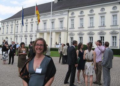 Molly Loberg in Berlin