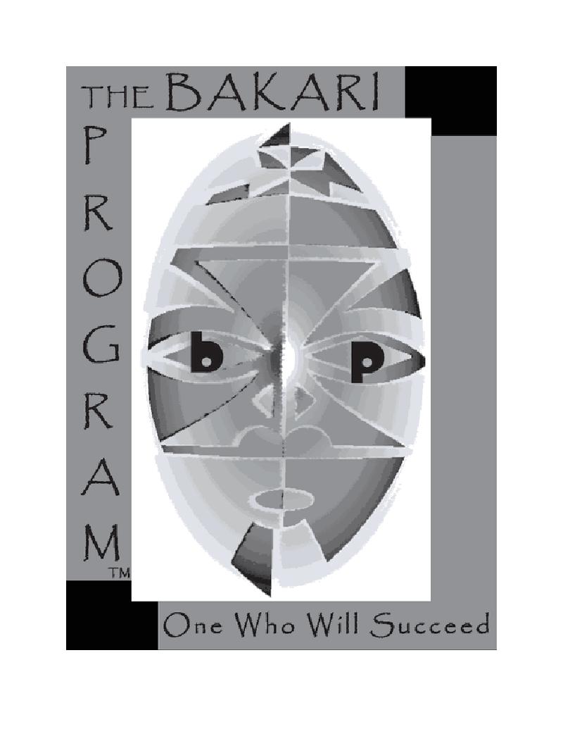 Bakari Mentorship Program Cal Poly