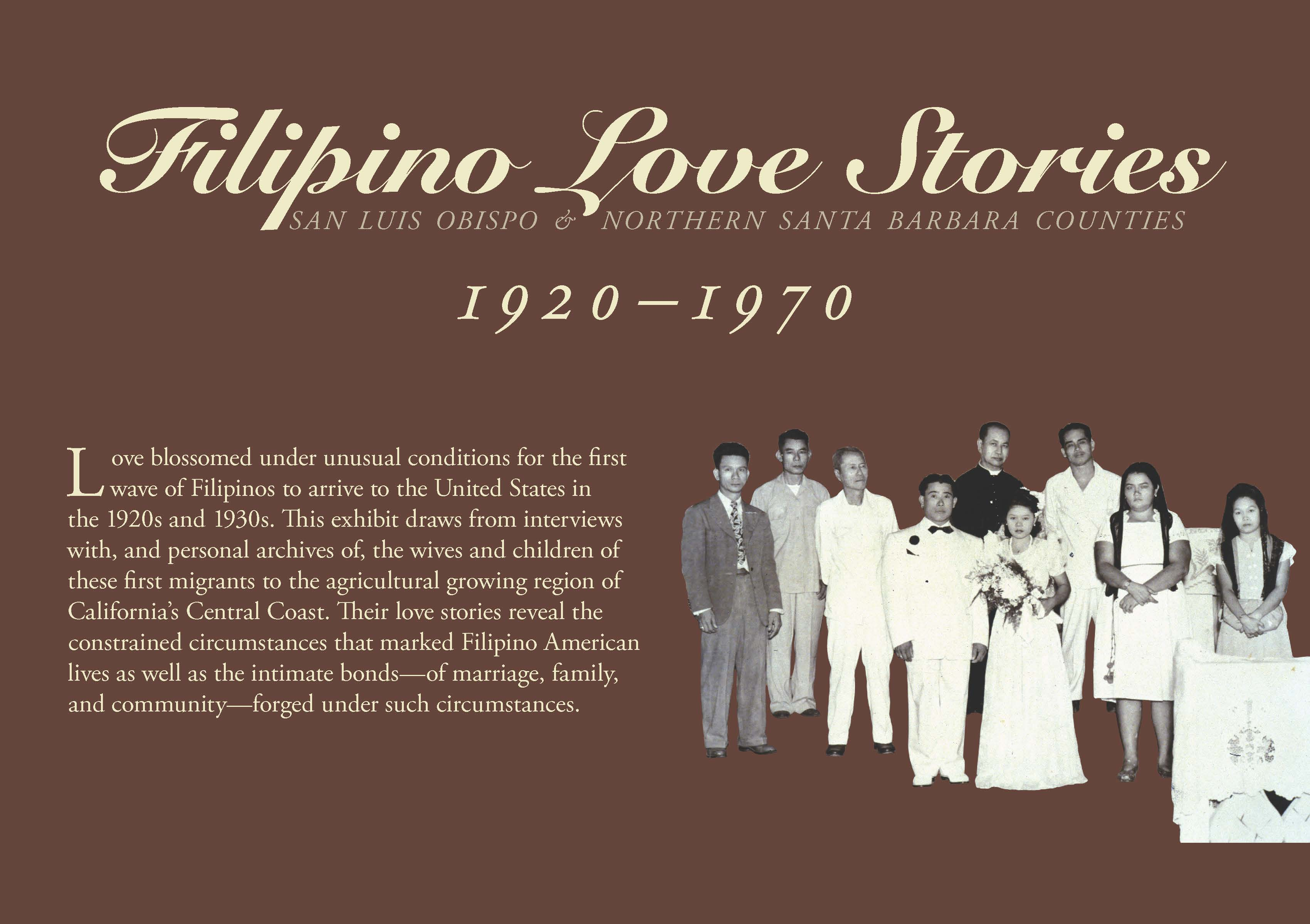 Recollecting Project - Filipino Love Stories