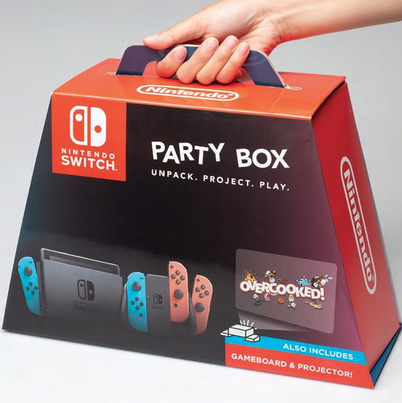 Cal Poly Party Box Package