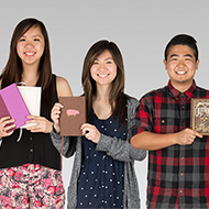 Graphic Communication Students excel at book design