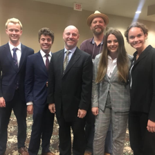 Cal Poly Debate Team received national recognition on a few separate occasions this year