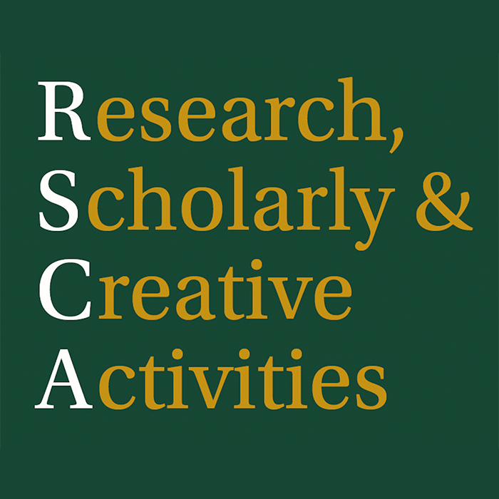 Research, Scholarly and Creative Activities