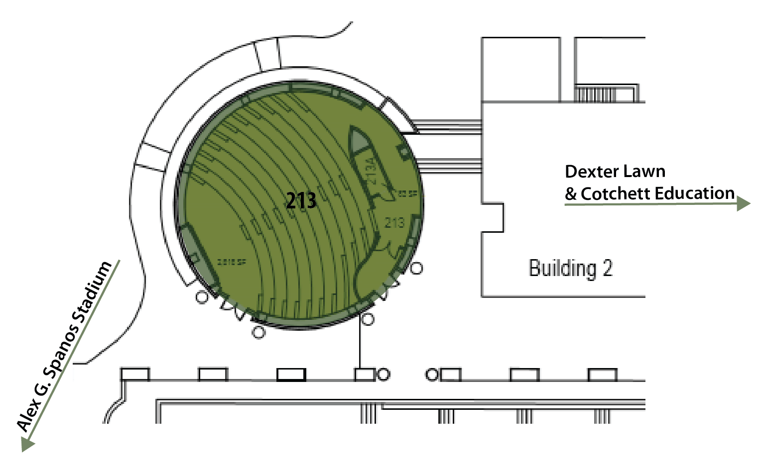 Business Silo Floorplan