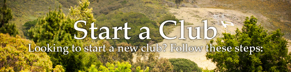Start a Club, looking to start a club? Follow these steps: