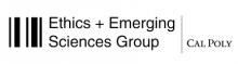 Ethics & Emerging Sciences Logo