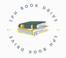 LPH Book Drive Logo