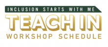 Teach In Logo
