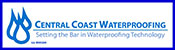 Central Coast Waterproofing Logo