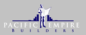 Pacific Empire Builders Logo
