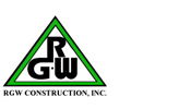 RGW Construction Logo