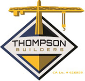 Thompson Builders Copr/ Logo