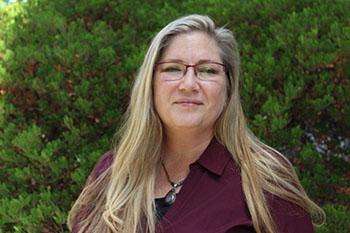 Nikki Adams, Ph.D., helped create coursework to train the next generation of marine science educators.