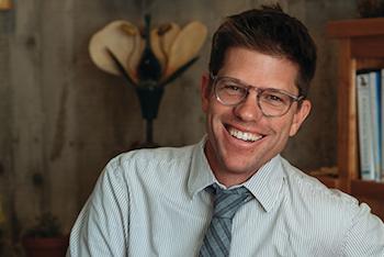image of faculty member Matt Ritter