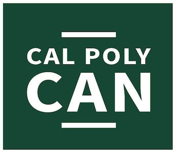 Cal Poly Can graphic