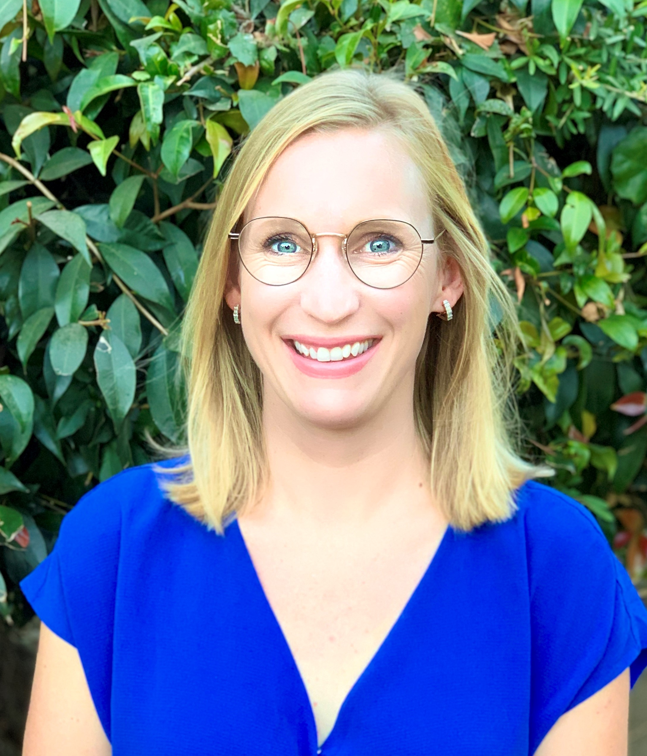 arah Keadle, a professor in Cal Poly's Kinesiology and Public Health Department.