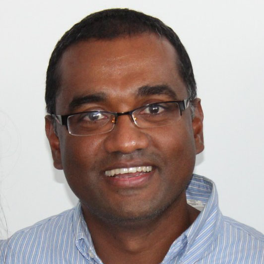 Biological Sciences Professor Nishanta 'Nishi' Rajakaruna