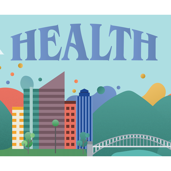 Health is the theme of Intersections Magazine - 2020