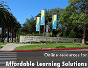 Online Resources for Affordable Learning Solutions