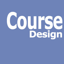 Course Design - Resources from the CTLT