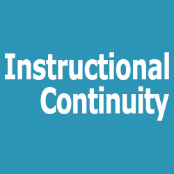 Instructional Continuity