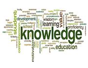 knowledge word cloud