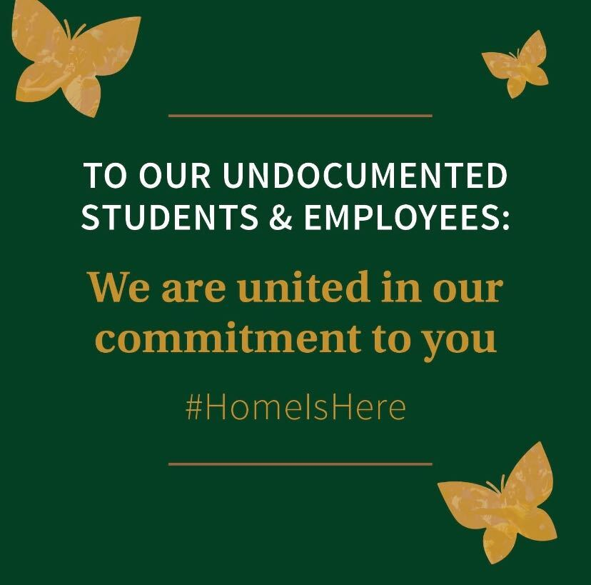 In Solidarity with the Undocumented Community