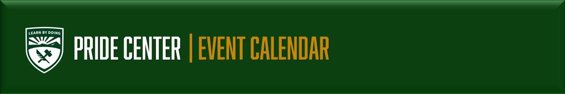 Pride Center - Event Calendar